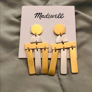 Madewell Post Dangle Earrings